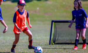 Girls Football Program